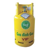 Gas Gia Đình Màu Vàng 12kg